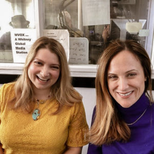 Facebook Live Mental Health Discussion with Jen Graziano